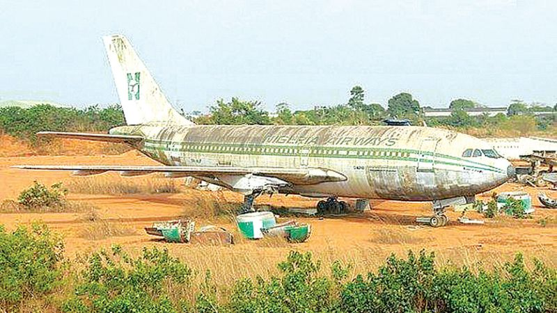 Image of Nigeria Airways