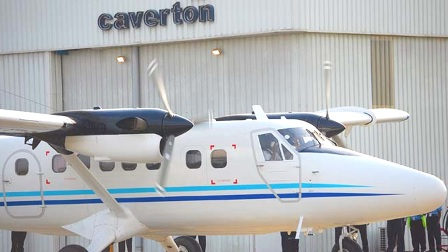 ART condemns detention of Caverton Helicopters Pilots